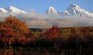 The Aladaglar Mountains